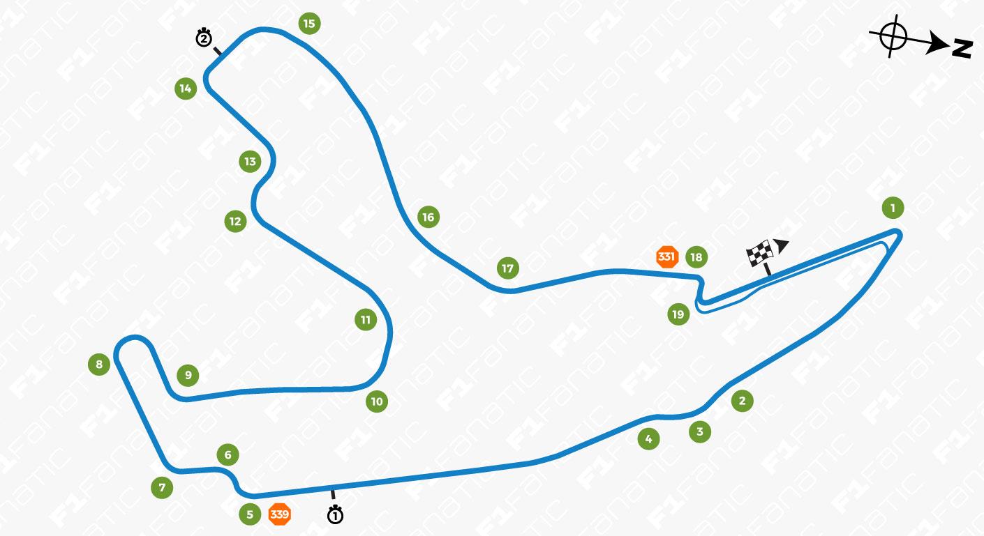 Spa Francorchamps Circuit Information Racefans Led Characteristics Public Online Simulator