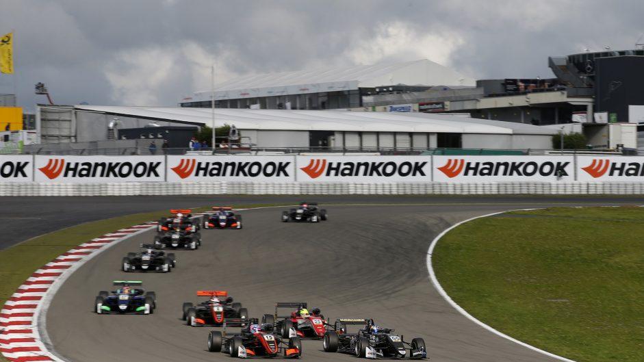 FIA Formula 3 European Championship 2017, round 8, race 3, Nürburgring (DEU)