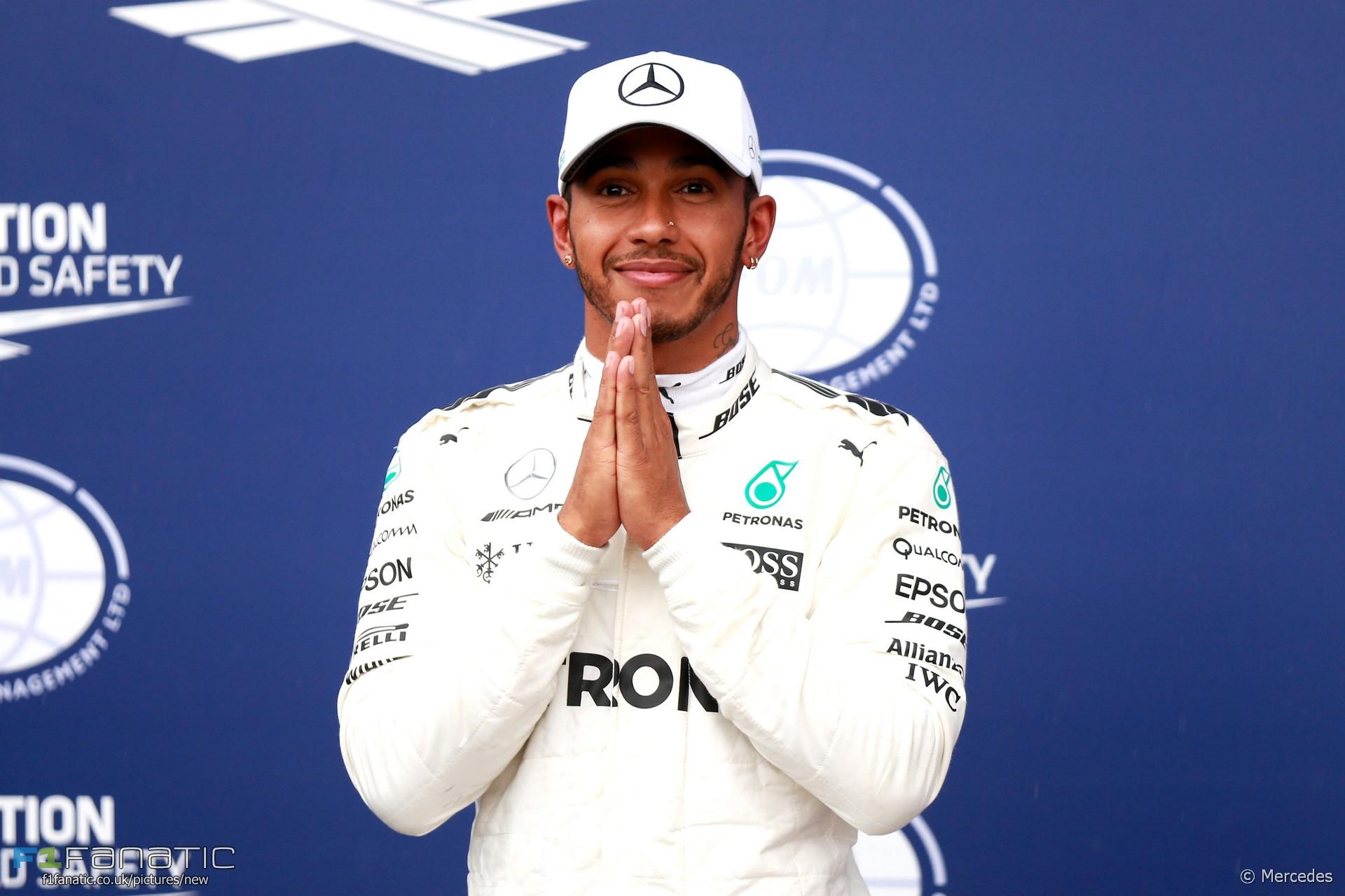 Lewis Hamilton, Mercedes, Monza, 2017