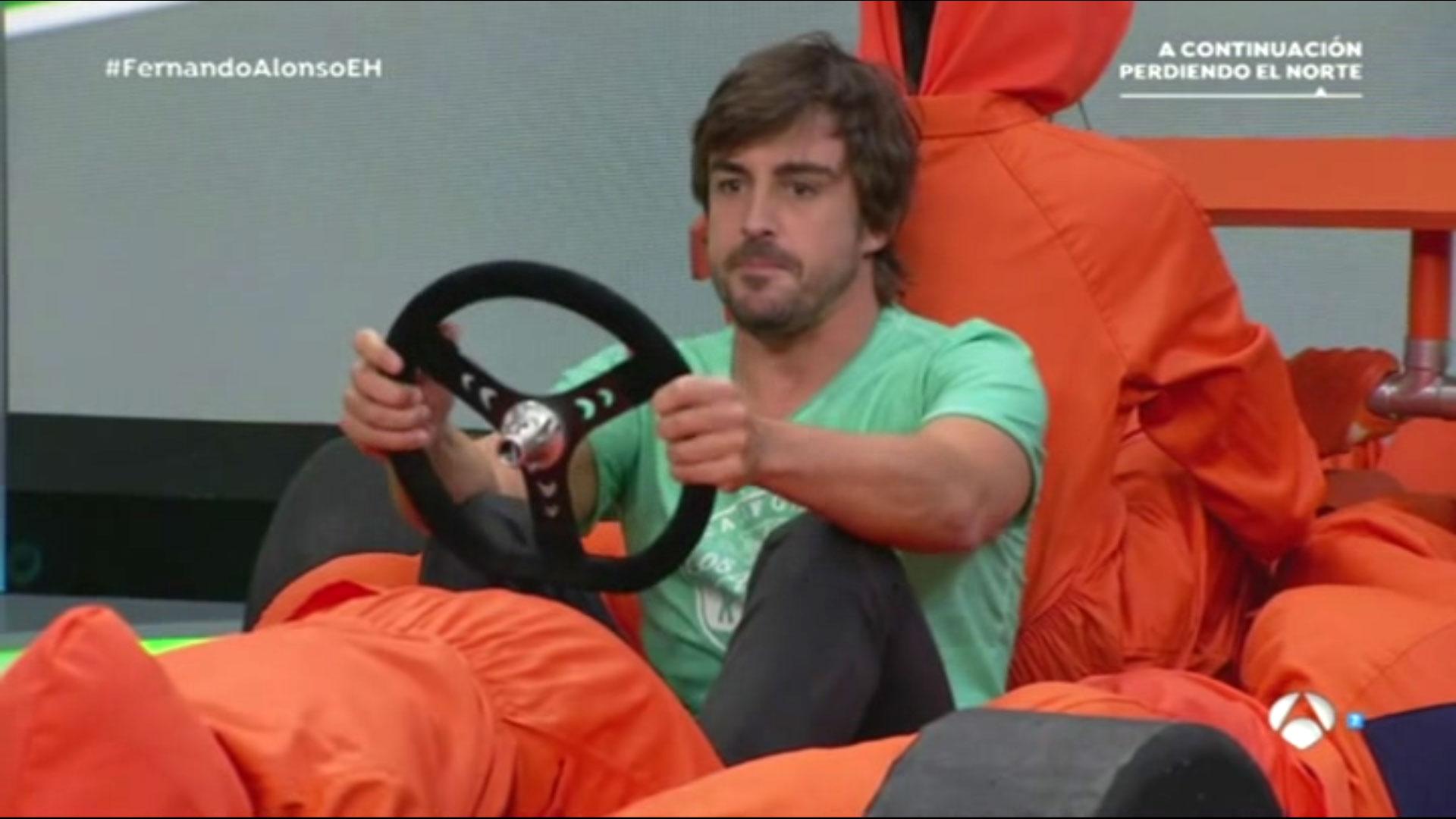 Alonso on El Hormiguerdo