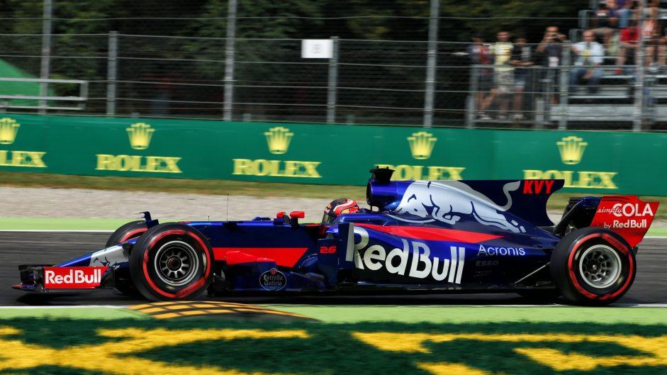 """I believe what I see"": 2017 Italian GP practice team radio highlights"