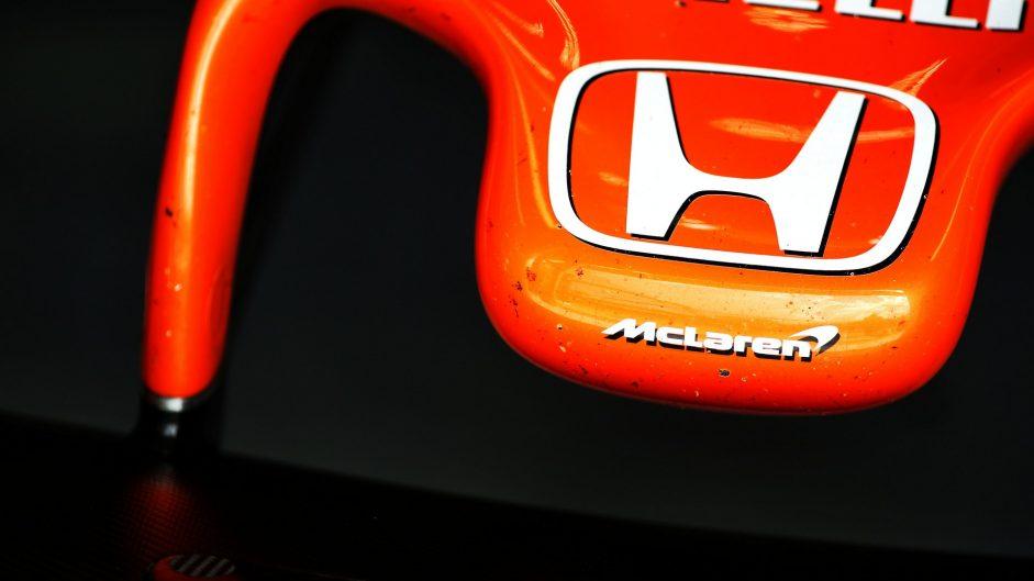McLaren-Honda, Monza, 2017