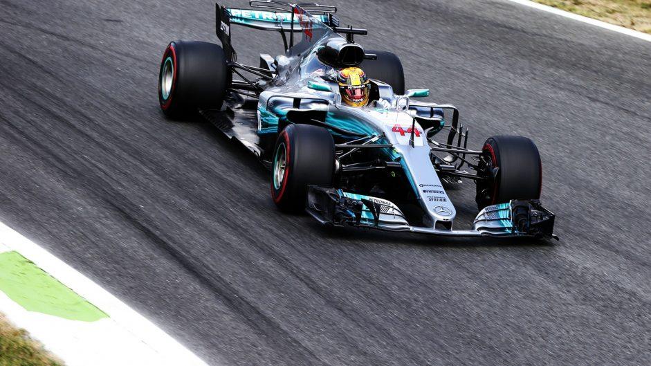 2017 Italian Grand Prix race result