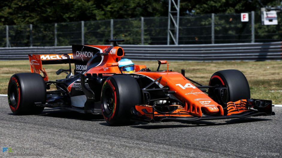 """Bottas, what a driver"": 2017 Italian GP radio highlights"