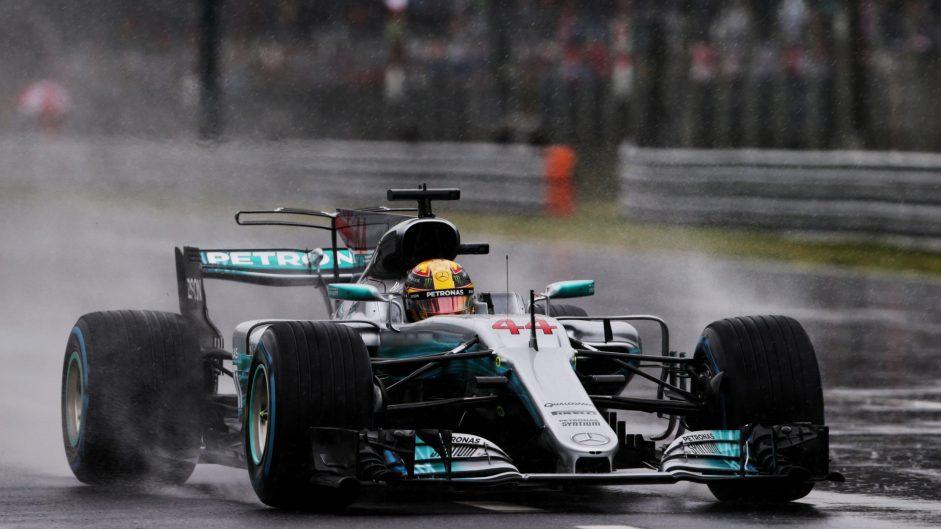 2017 Italian Grand Prix grid