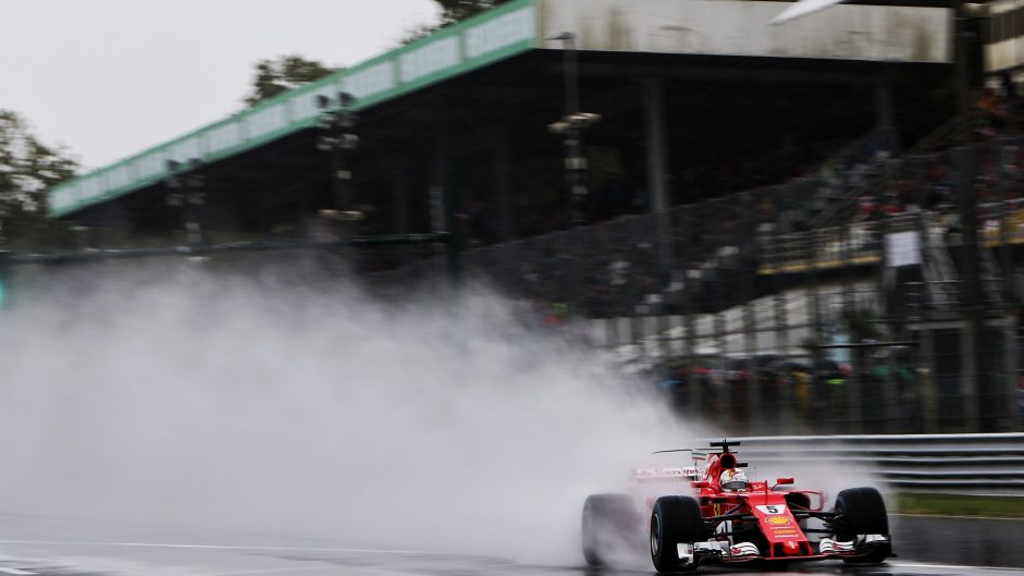 Vettel at a loss to understand Ferrari's poor qualifying