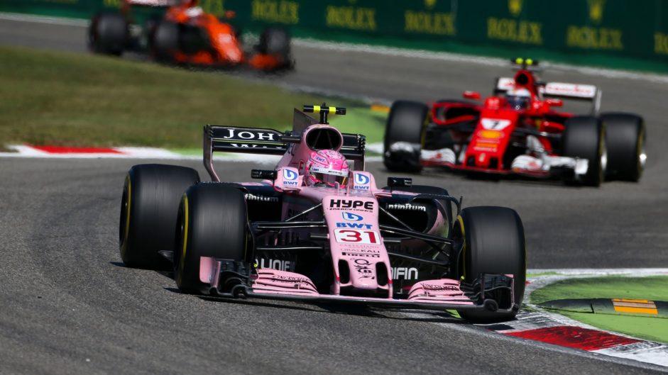 2017 Italian Grand Prix Star Performers