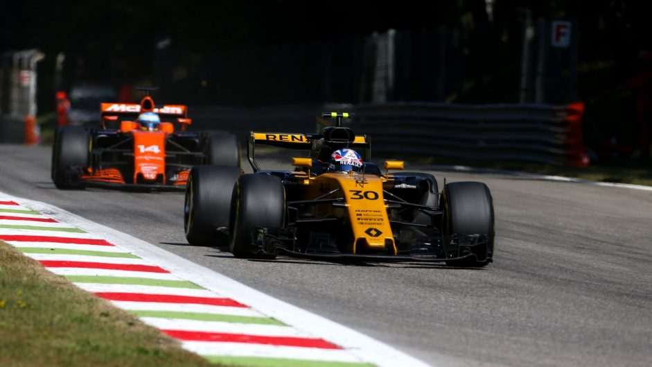 """Was Alonso right about Palmer's """"joke"""" penalty?"""