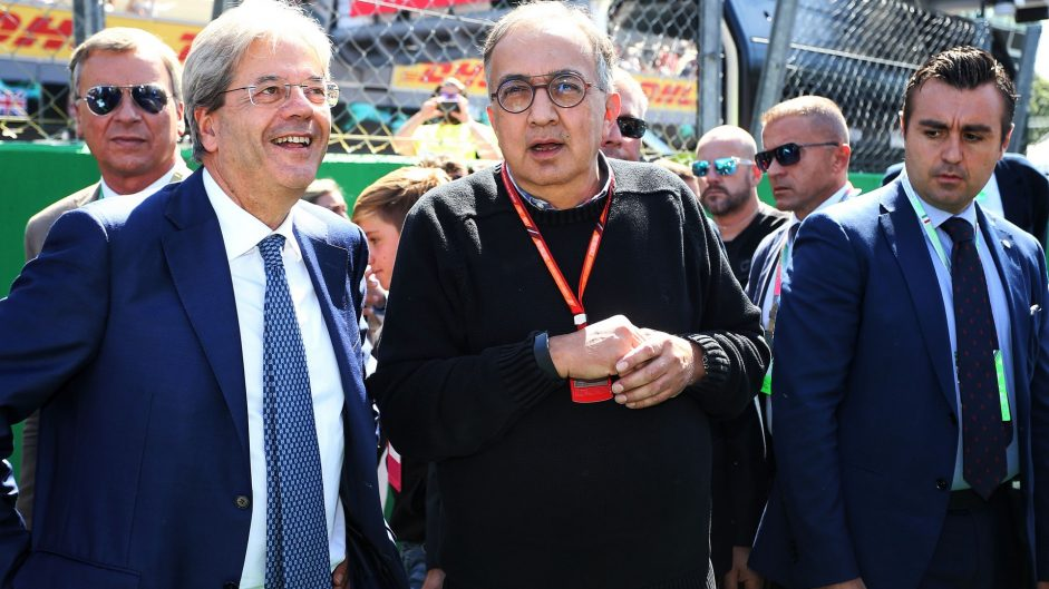 "Ferrari ""screwed up"" at Monza – Marchionne"