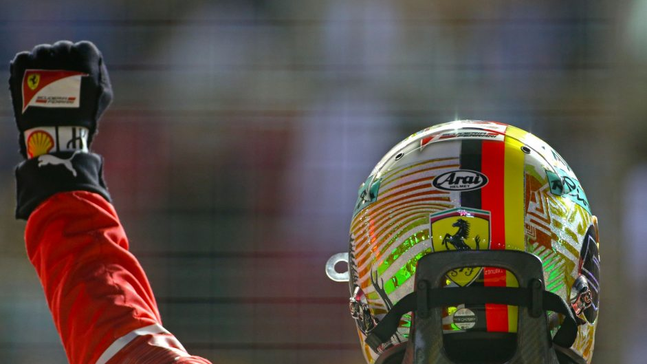 This time Vettel must grab his chance to take points lead
