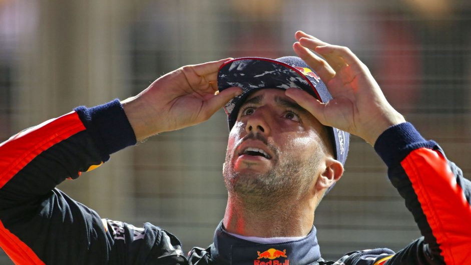 Ricciardo wants sign Red Bull can fight for title by 2019