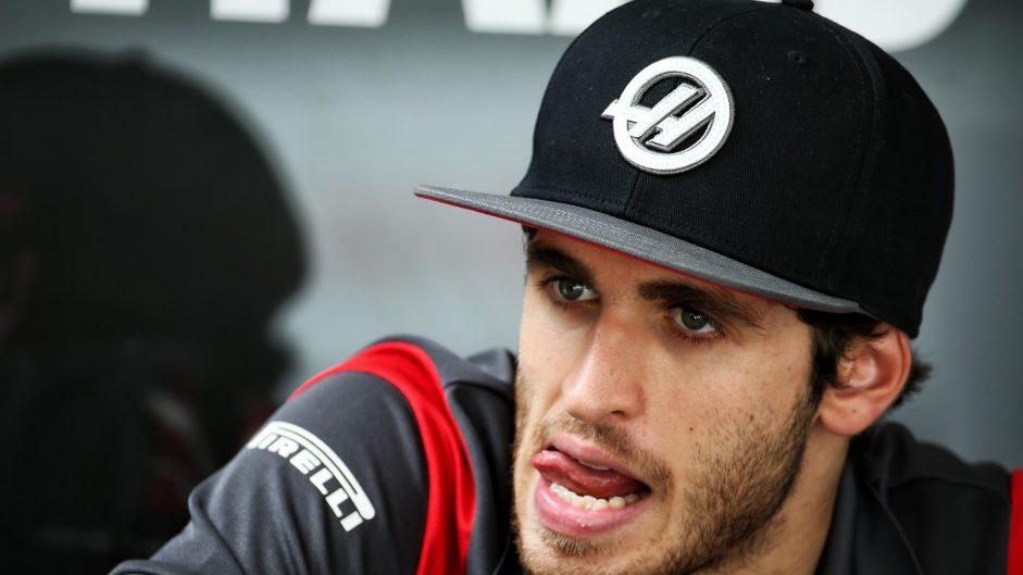 Antonio Giovinazzi, Haas, Sepang International Circuit, 2017