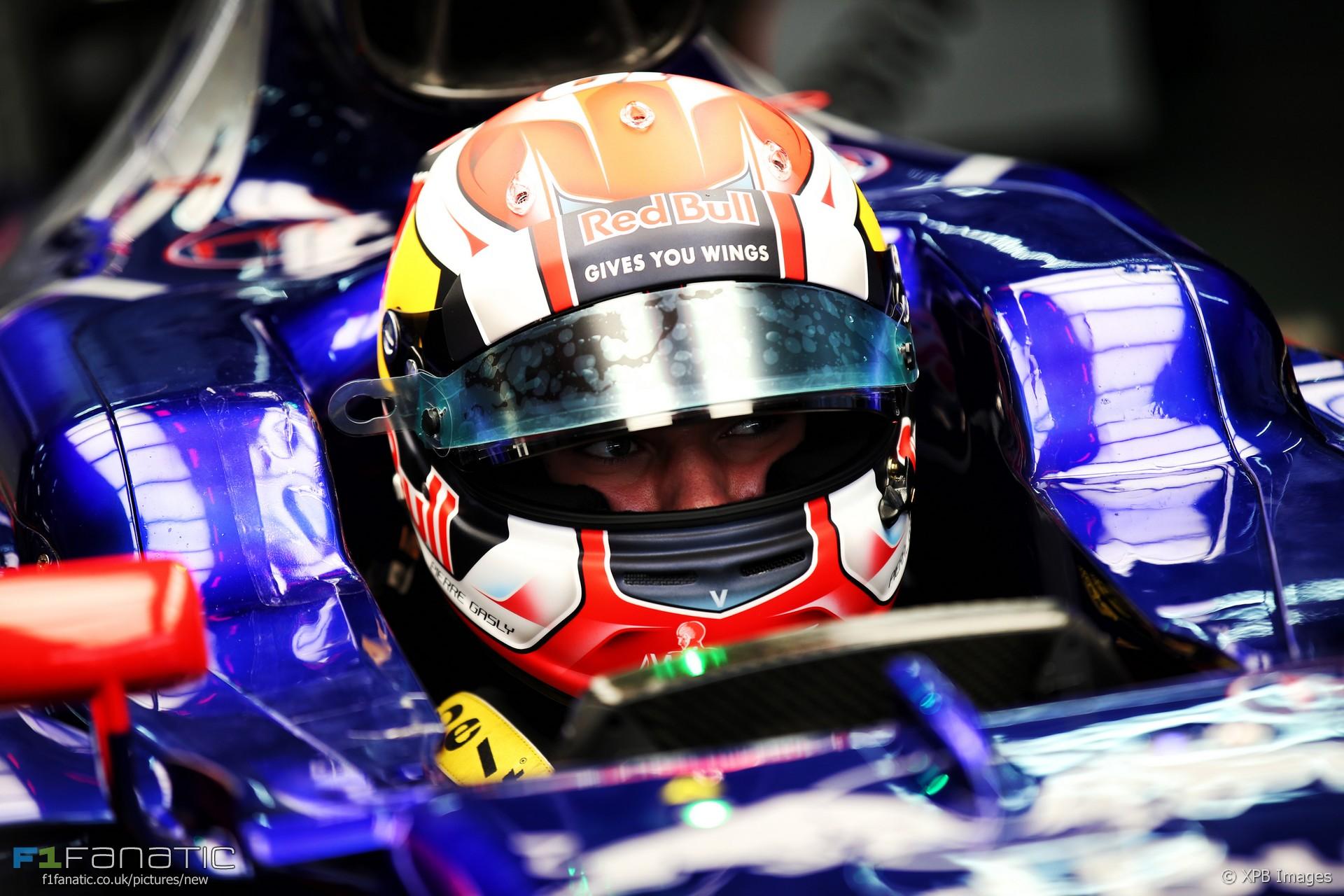 Pierre Gasly, Toro Rosso, Sepang International Circuit, 2017