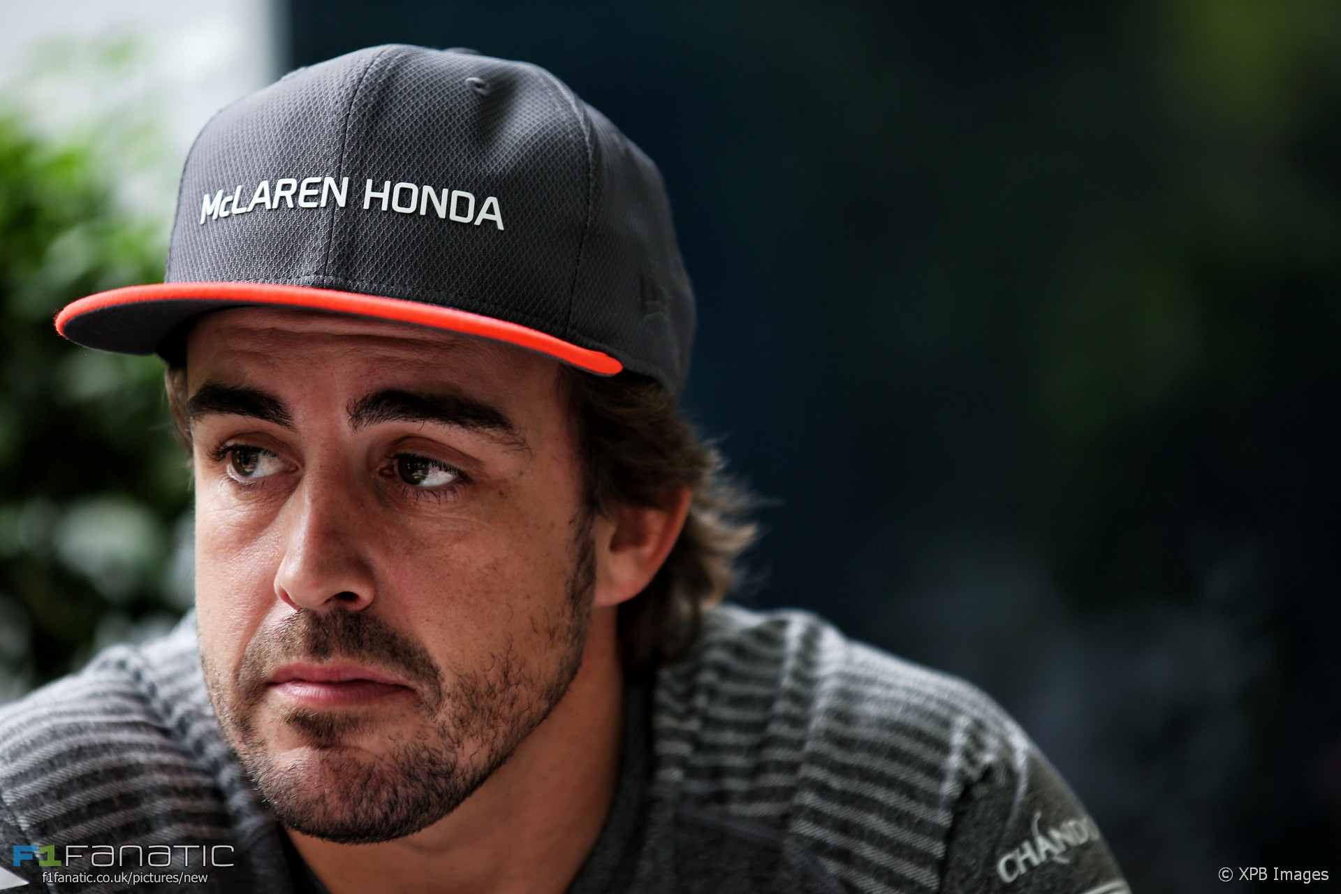 Fernando Alonso, McLaren, Sepang International Circuit, 2017