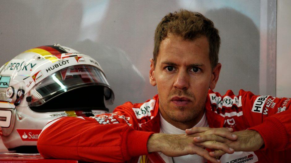 Vettel believes Ferrari can raise its game at Suzuka