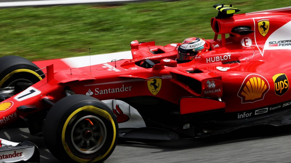 """Raikkonen says """"nobody to blame"""" after failing to start in Malaysia"""