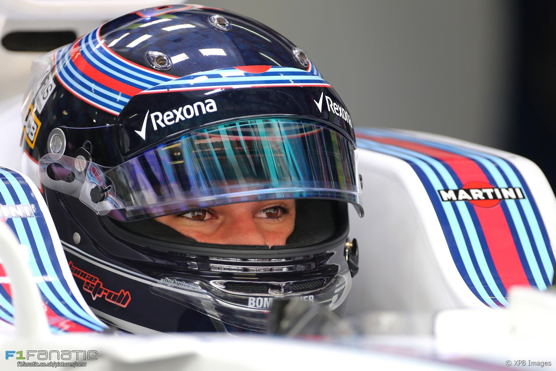 Lance Stroll, Williams, Sepang International Circuit, 2017
