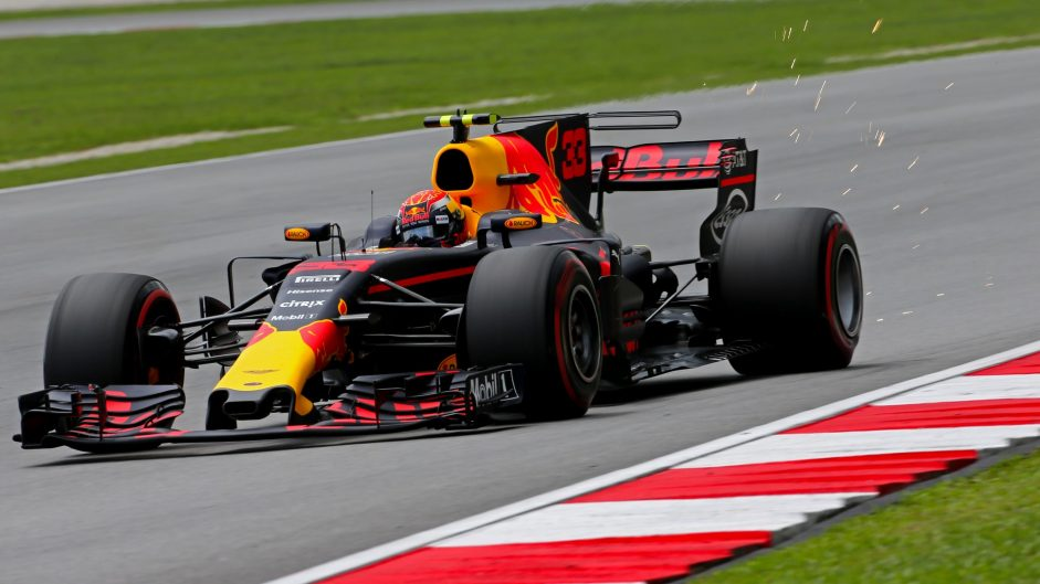 Max Verstappen, Red Bull, Sepang International Circuit, 2017