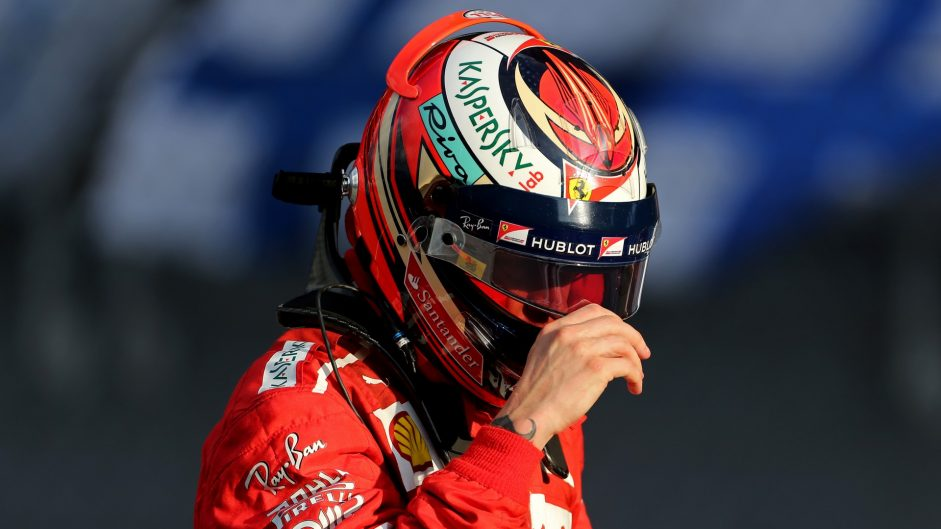 Raikkonen's big chance to end his 91-race wait for a win