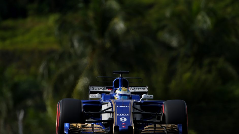 Marcus Ericsson, Sauber, Sepang International Circuit, 2017