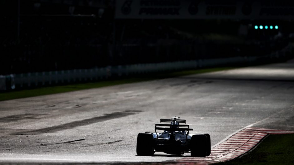 Felipe Massa, Williams, Sepang International Circuit, 2017