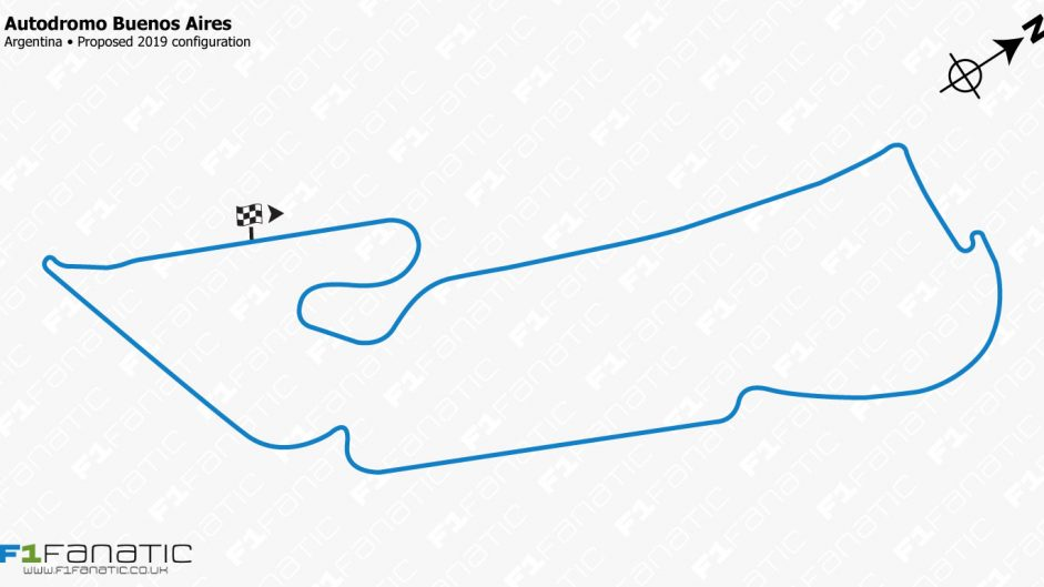 New Buenos Aires track design proposed by company behind Valencia street circuit