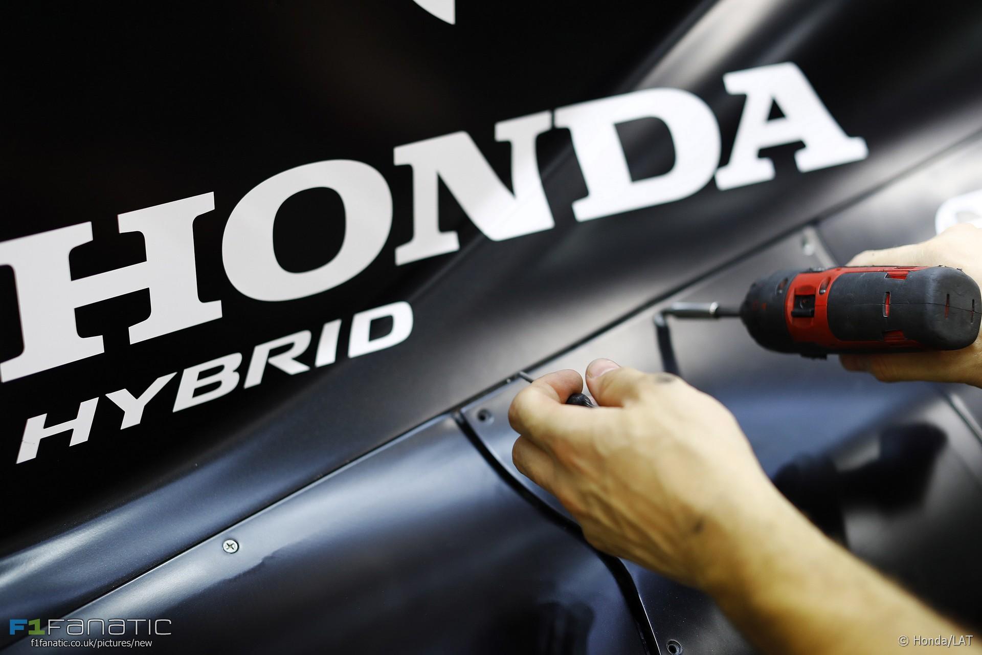 McLaren-Honda, Singapore, 2017