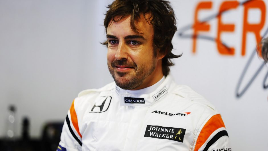 Alonso will stay at McLaren-Renault, says Ecclestone