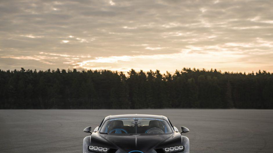 Juan Pablo Montoya, Bugatti Chiron, 2017