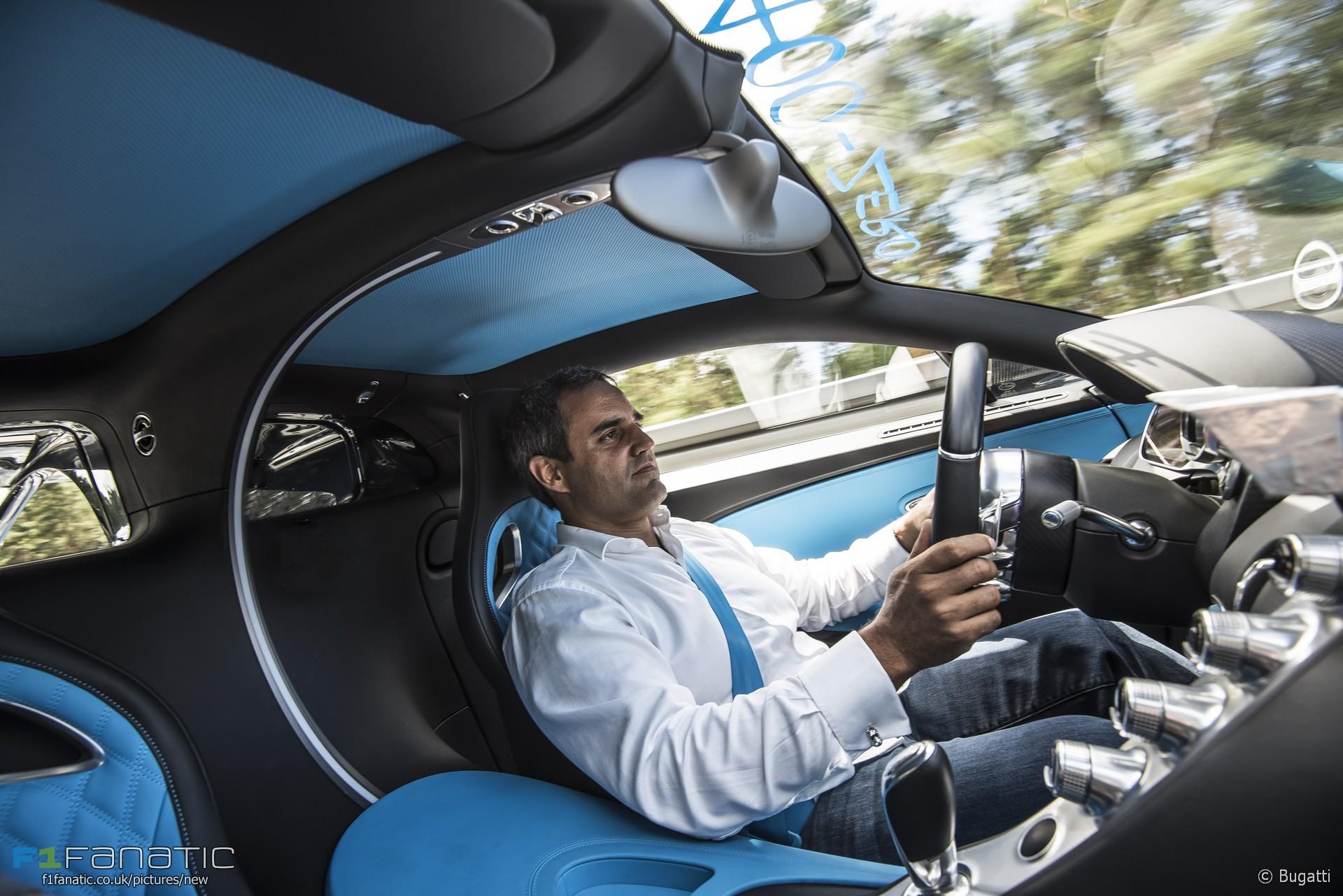 Bugatti Chiron, 2017 · RaceFans