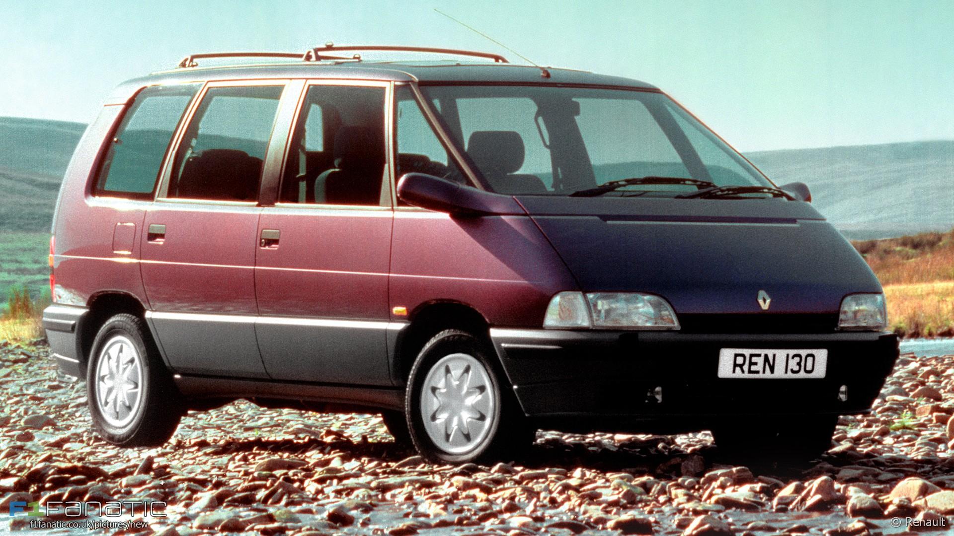 1991 Renault Espace Racefans