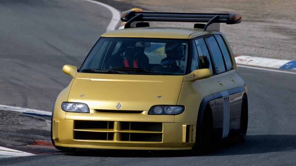 Renault Espace F1, Paul Ricard, 1994