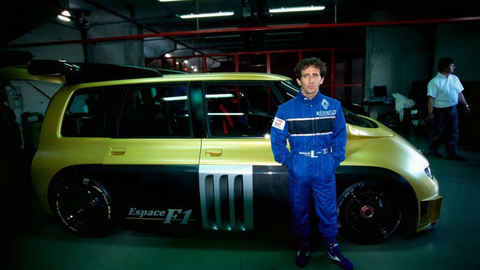 Alain Prost, Renault Espace F1, 1994