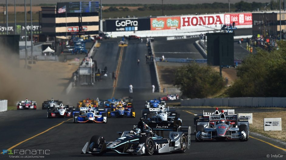 IndyCar title fight goes down to the last lap