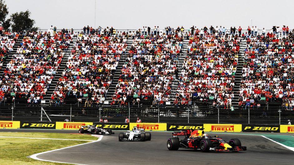 Daniel Ricciardo, Red Bull, Autodromo Hermanos Rodriguez, 2017