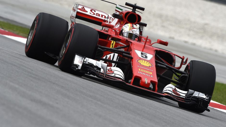Vettel to avoid grid penalty as Ferrari confirm Malaysia gearbox is working