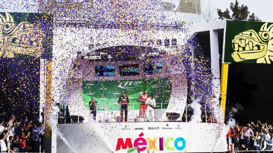 2017 Mexican Grand Prix Predictions Championship results