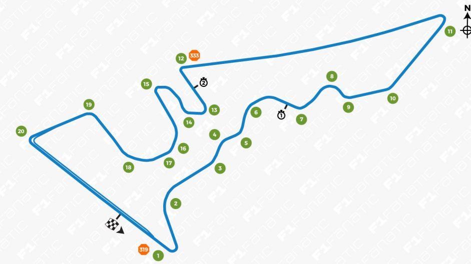 2017 United States Grand Prix track preview