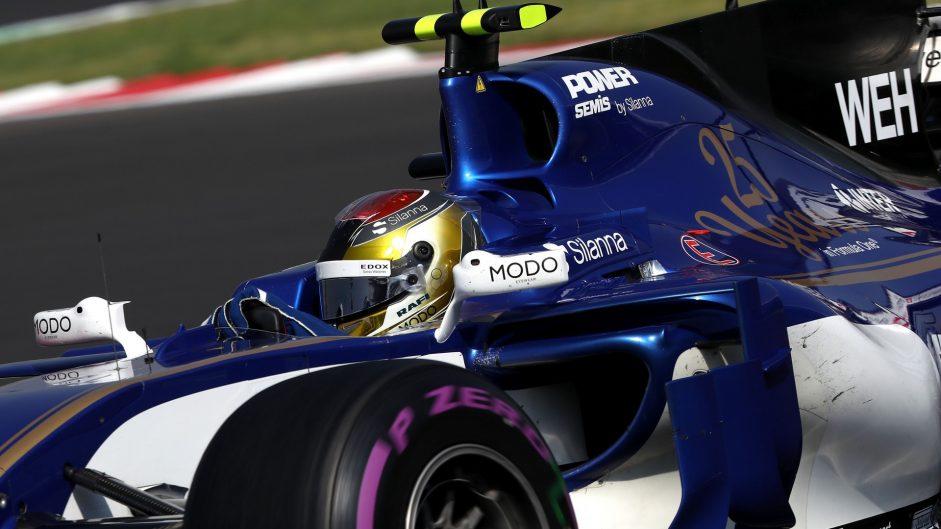 Pascal Wehrlein, Sauber, Autodromo Hermanos Rodriguez, 2017