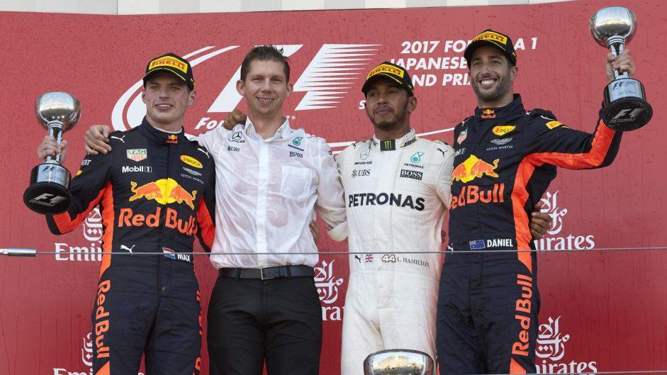 2017 Japanese Grand Prix Predictions Championship results