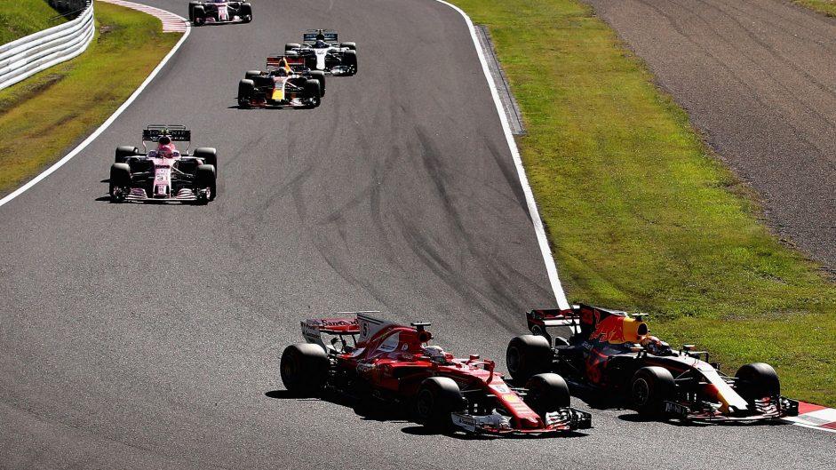 """Ferrari failures are """"bad luck"""" – Horner"""