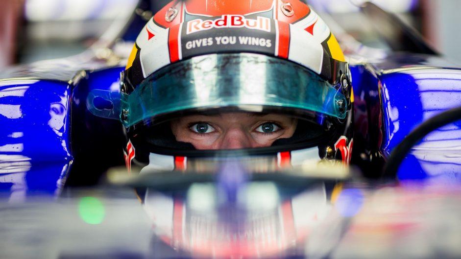 Pierre Gasly, Toro Rosso, Autodromo Hermanos Rodriguez, 2017