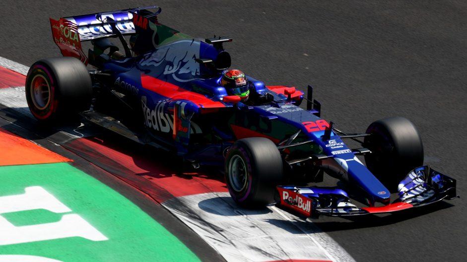 Brendon Hartley, Toro Rosso, Autodromo Hermanos Rodriguez, 2017