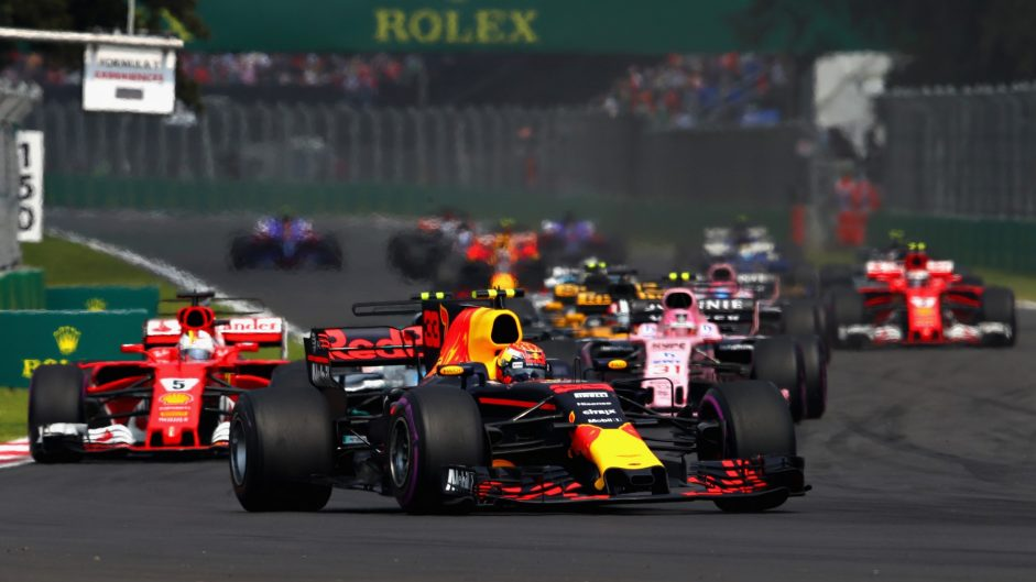 Vote for your 2017 Mexican Grand Prix Driver of the Weekend