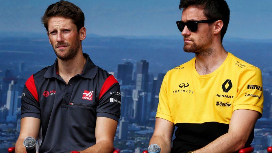 Grosjean: F1 return not impossible for Palmer