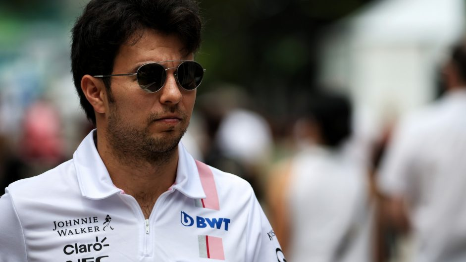 Perez thanks doctors after finishing sixth despite stomach infection