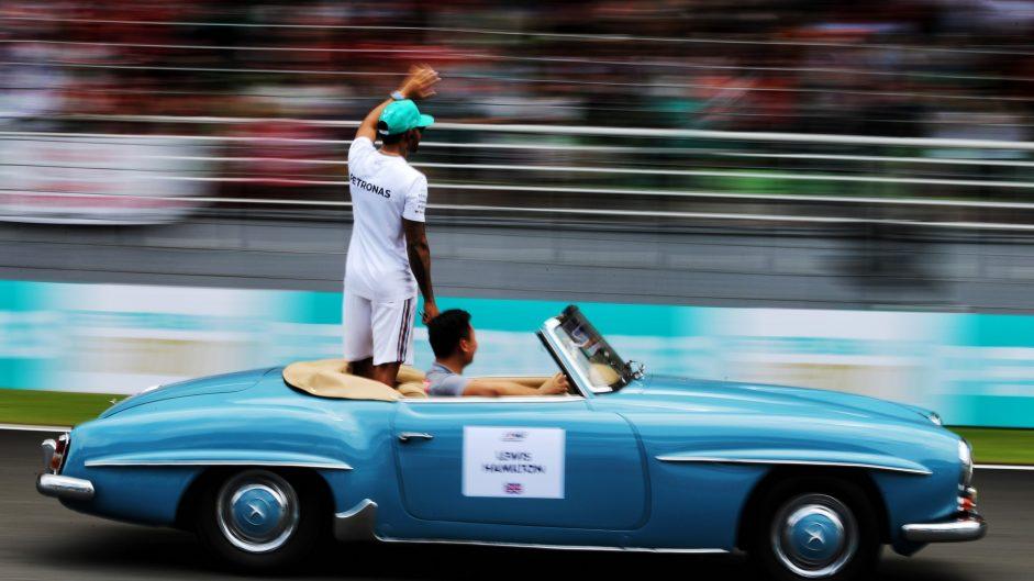 Lewis Hamilton, Mercedes, Sepang International Circuit, 2017
