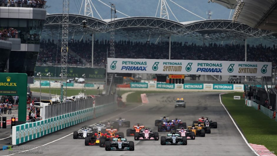 Vote for your 2017 Malaysian Grand Prix Driver of the Weekend
