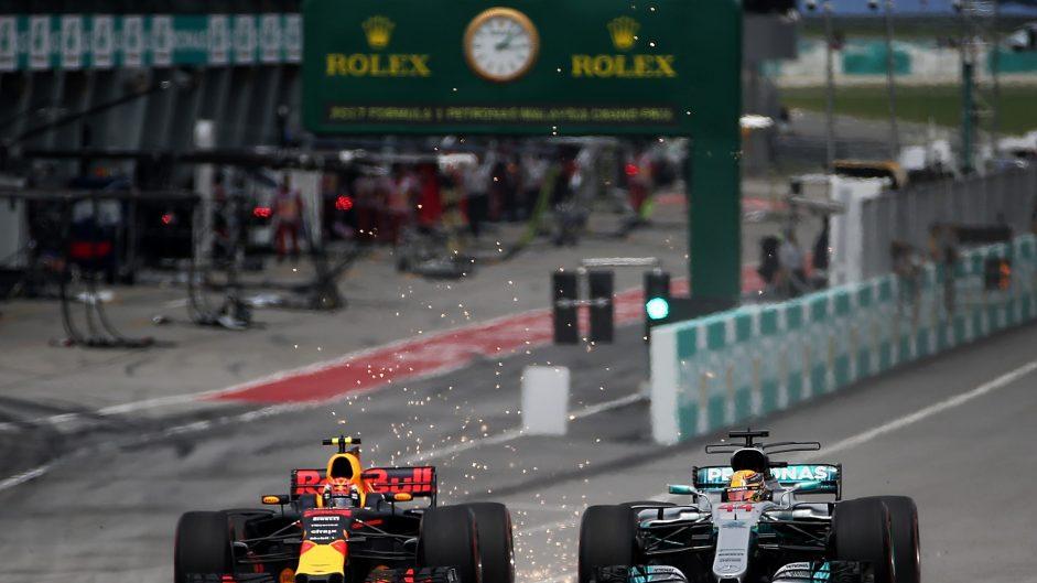 2017 Malaysian Grand Prix race result