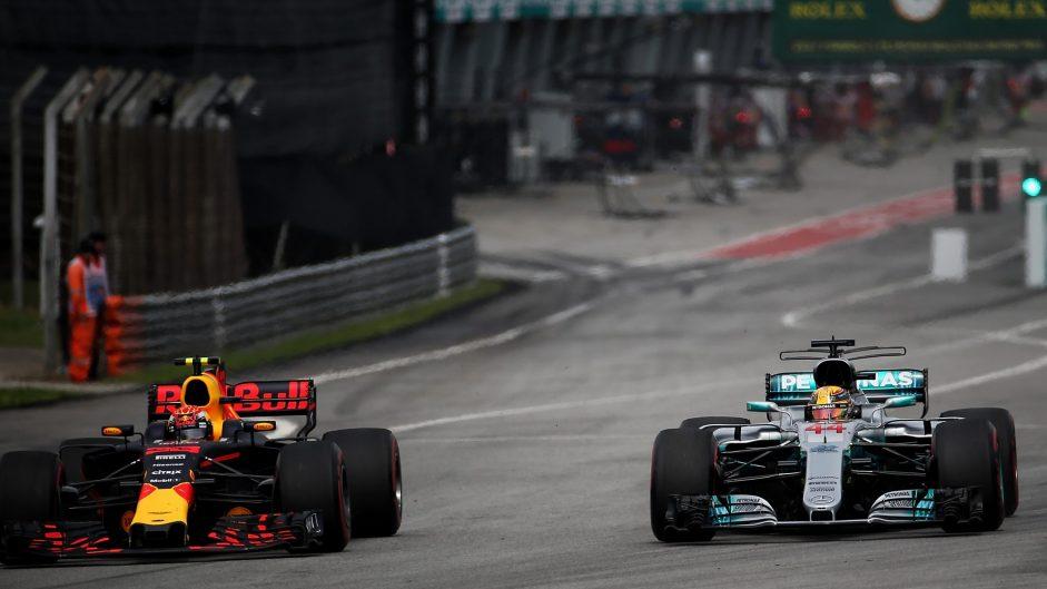 Verstappen wins as Vettel takes fourth before bizarre post-race crash